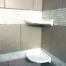 soap holders for tile showers ceramic dish corner shower tiled wall holder repair