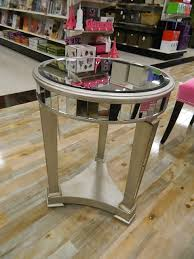 mirrored side table 149 99 the perfect way to add some glamour to any space