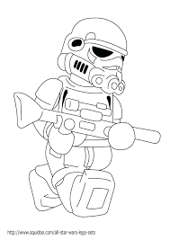 Free Printable Lego Star Wars Coloring Pages Star Wars Coloring