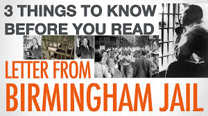 3 Things To Know Before You Read Letter From Birmingham Jail