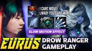 Dota 2 Drow Ranger Carry Full Gameplay ...