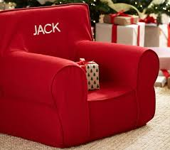 ... Red Rectangle Modern Fabric Anywhere Chair Ideas: Awesome anywhere chair  ideas ...
