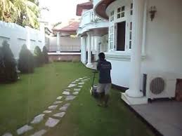 Small Picture Sri Lanka Landscape Lawn Trimming Gardening YouTube