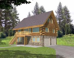 Newport Log Home Design By The Log ConnectionSmall Log Home Designs