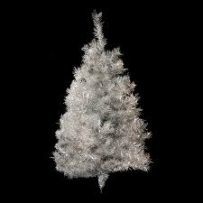 Northlight 3-ft Tinsel Artificial Christmas Tree