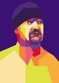 Comics between february 1999 and january 2000. The Undertaker Pop Art Poster By Rochefort Displate