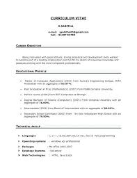 Objective For A Resume Delectable Examples Of Career Objectives On Resume Cool Sample Career