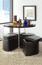 coffee table with stools and storage functional coffee tables coffee table storage stools dakota round chrome coffee table with stools