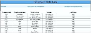 Employee Payroll Register Template Work Attendance Word – Rigaud