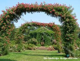 Small Picture Rose Covered Garden Arch Ideas