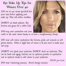 eye makeup tips for women over 40 40 something eye makeup tips for 40 year olds