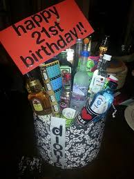 great idea birthday gift for boyfriend 21st birthday