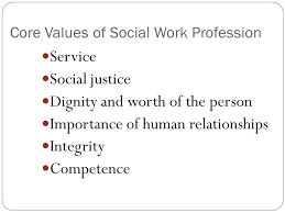 Social Work Values Applications In Social Work Practice With Youth Ethical Decision