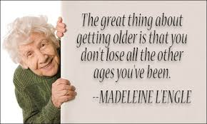 Quotes About Age Awesome Age Quotes