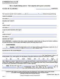 Free Blank Commercial Lease Agreement Filename – Reinadela Selva