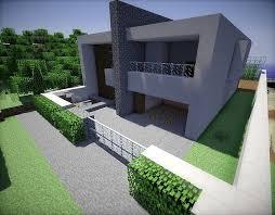 Design Exterior Case Moderne : Casa moderna by joel minecraft project