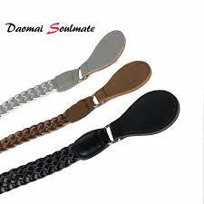 long faux leather weave belt shoulder handle straps for classic mini o bag obag eva women handbag shoulder bag accessories designer handbags on