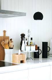 kitchen counter organization how