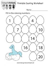 Maths For Kindergarten Worksheets Math Skip Counting Addition ...