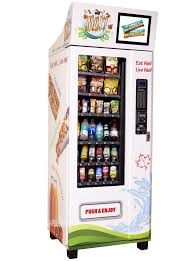 Healthy Vending Machines Toronto Custom Our Machines Toronto Vending Toronto Vending Companies