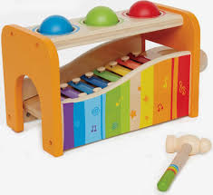 eco friendly baby toys hape pound bench