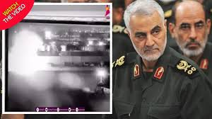 Image result for drone attack iranian general