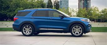 2020 Ford Explorer Color Chart What Colors Does The 2020 Ford Explorer Come In