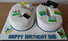 Number 60 Cake Georginas Cakes