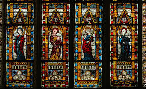 Colour And Light In Ancient And Medieval Art Medieval Stained Glass Wikipedia