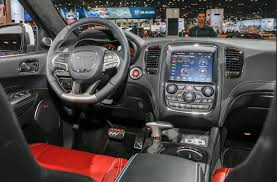2018 dodge durango interior. wonderful 2018 2019 dodge durango srt interior with 2018 dodge durango interior