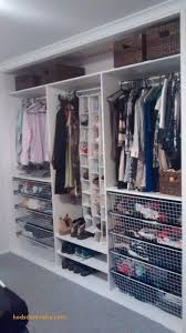 corner closet shelves sweet diy wardrobe fitout free plans and instructions on how to build