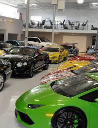miami beach fl dealer exotic car storage