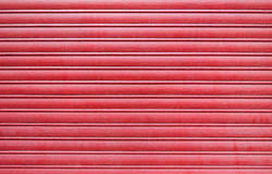 Interesting Industrial Garage Door Texture Red Metal Royalty Free Stock Photography To Models Design