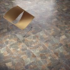Kitchen Floor Slate Outdoor Tile Living Room Kitchen Floor Multicolor Slate