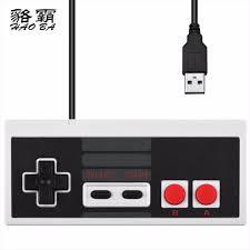 HAOBA <b>Classic USB</b> Plug <b>NES</b> wired handle controller <b>PC</b>/<b>USB</b>/<b>nes</b> ...