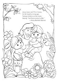Free Printable Jesus Coloring Pages W7375 Miracles Of Coloring Page