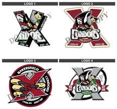 10th anniversary logo survey tonight while surfing the net i visited the bakersfield condors