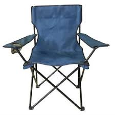 proHT Navy Blue Mesh <b>Folding Chair</b> for <b>Outdoor</b> Events-04022 ...