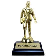 Office Award Amazon Com Mypartyshirt Dundie Award Trophy Clothing