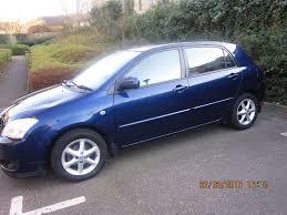 Toyota Corolla 1.6 VVT-i T Spirit 5dr 2005- MOT valid until ...