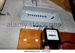 uk electrical fuse box under stairs of house stock photo 8479105 uk fuse box cover uk electrical fuse box under stairs of house with standard electricity meter stock photo