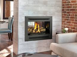 see through indoor outdoor gas fireplace at double sided gas 864 seethru gas fireplace