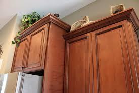 Kitchen Crown Moulding Fabuwood Cabinetry Wellington Door Style Cinnamon Glaze Raised