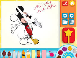 Coloring is a great way to spend quality time with your little one and also a great. Review Disney S Color And Play App Laughingplace Com