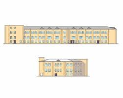 Скачать бесплатно дипломный проект ПГС Диплом № Торговый  Диплом №1120 Торговый комплекс по Бакинскому проезду в г Иваново