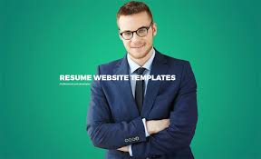 30 Best Html5 Resume Templates For Personal Portfolios 2019 Colorlib