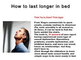 how to last longer in bed 2