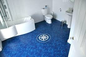 blue vinyl tile hexagon abstract bathroom floor with pattern by set white ceramic l and stick