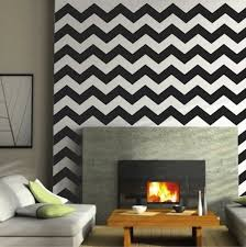 chevron wall decal