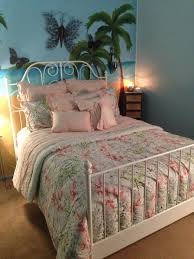 LC Lauren Conrad Teaberry Bedding Set From Kohls With Ikea Leirvik Bed  Frame. Iu0027m Obsessed!